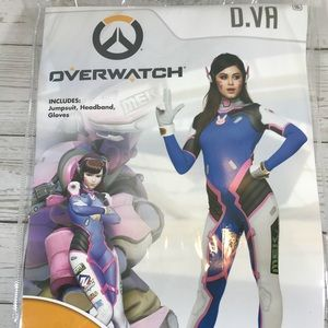 D.V.A Overwatch Cosplay Costume